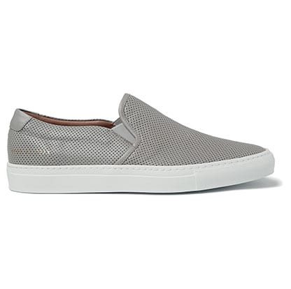Perforated Leather Sneakers by Common Projects