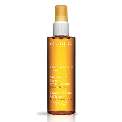 Sunscreen Care Oil Spray SPF 30 By Clarins
