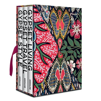 Gypset Trilogy Slipcase by Julia Chaplin