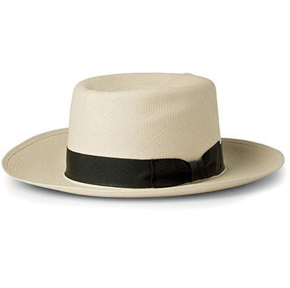 FOLDING PANAMA HAT By LOCK & CO HATTERS