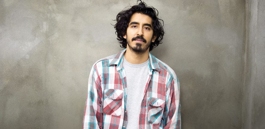 DEV PATEL'S   LION HEART