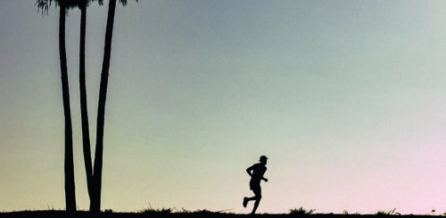 The philosophy of running for life