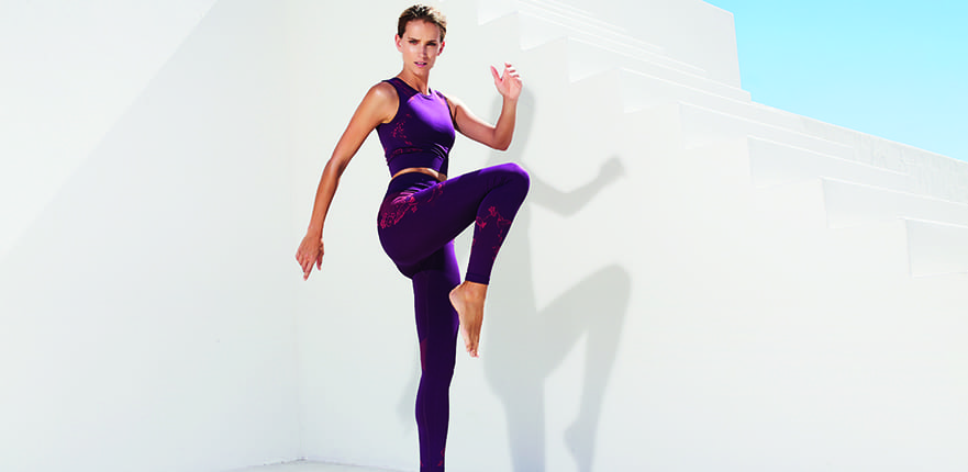 sportswear that is made for movement from Lucas Hugh