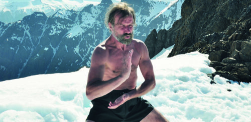 Breaking the Ice with Wim Hof