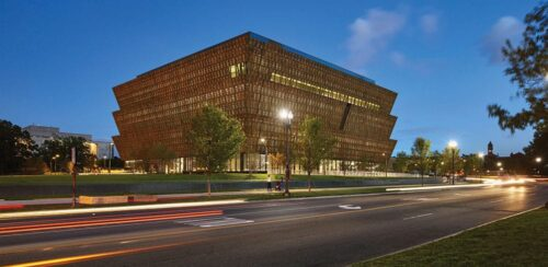 The story behind Sir David Adjaye's must-see museum in Washington DC